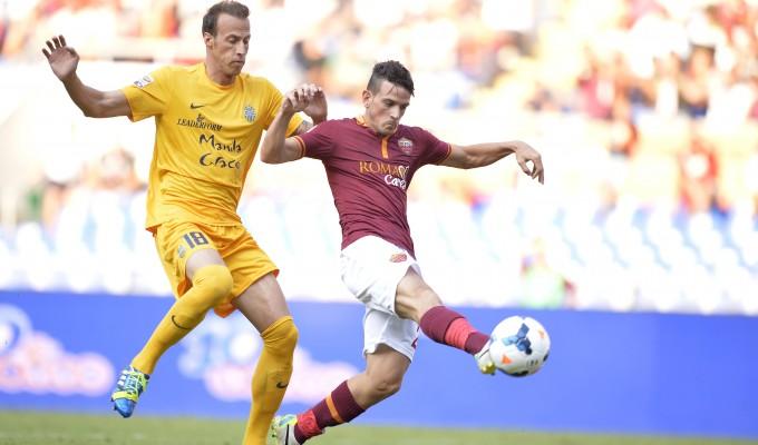 ROMA – VERONA 3-0: LE PAGELLE | Giallorossi.net, notizie ...
