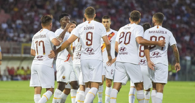 Video Verona Roma highlights: i gol e le immagini salienti della partita