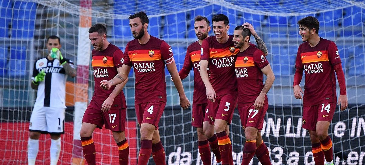 ROMA-PARMA 3-0: le pagelle | Giallorossi.net, notizie ...