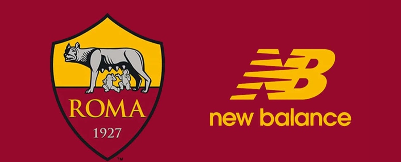 Sembra proprio la New Balance la prossima sponsorship tecnica in casa Roma