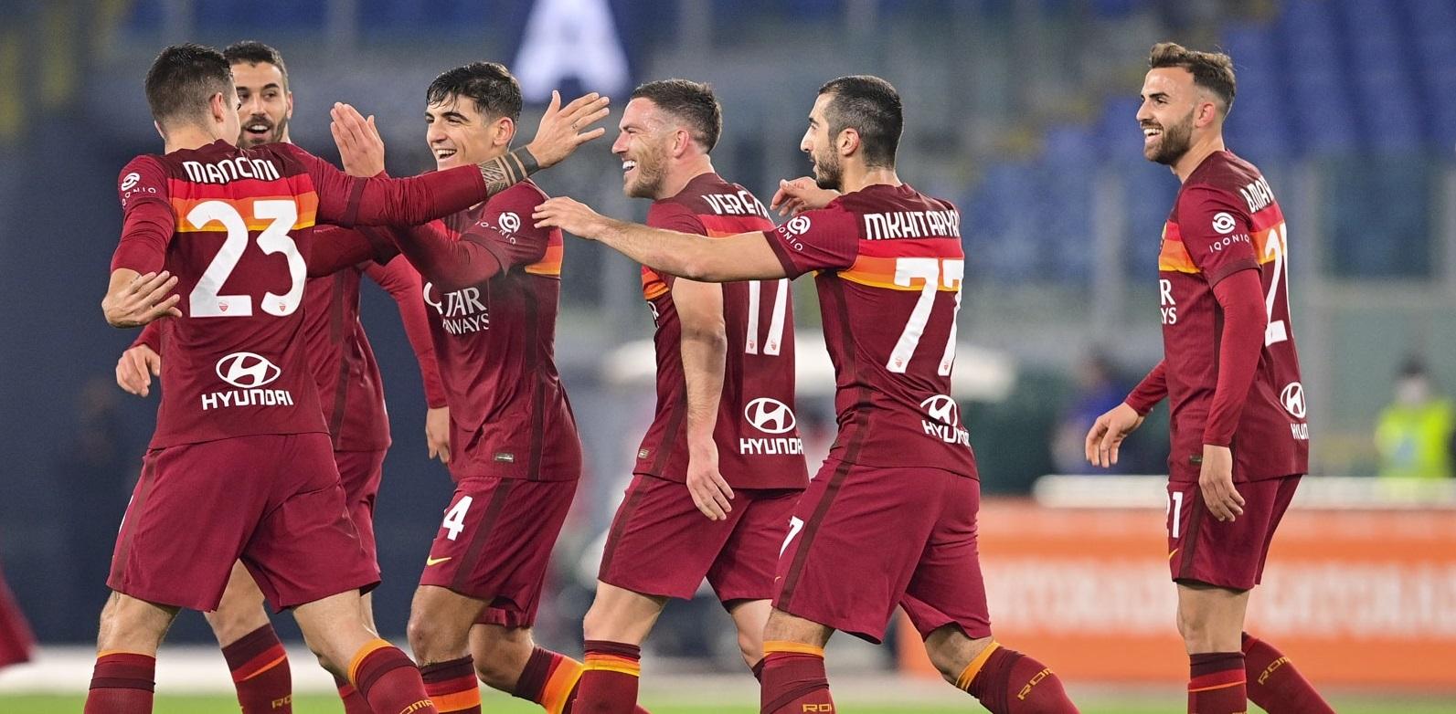 ROMA-VERONA 3-1: le pagelle | Giallorossi.net, notizie ...